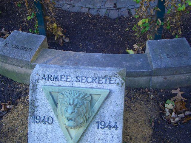 Armée secrète Bruxelles