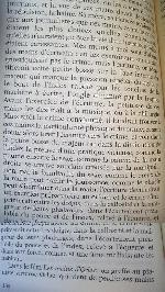 Guibert sur l'écriture - ses mains - le mausolée des amants