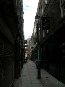 London July 07 whitechapel IV