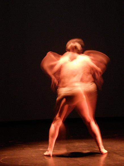 Angela Laurier - Nov 07 - Butterfly dancer