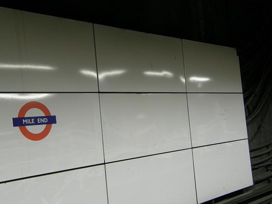 La fin du monde - (Londres - July07)