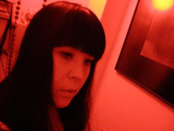 Redlight selfportrait - feb 08