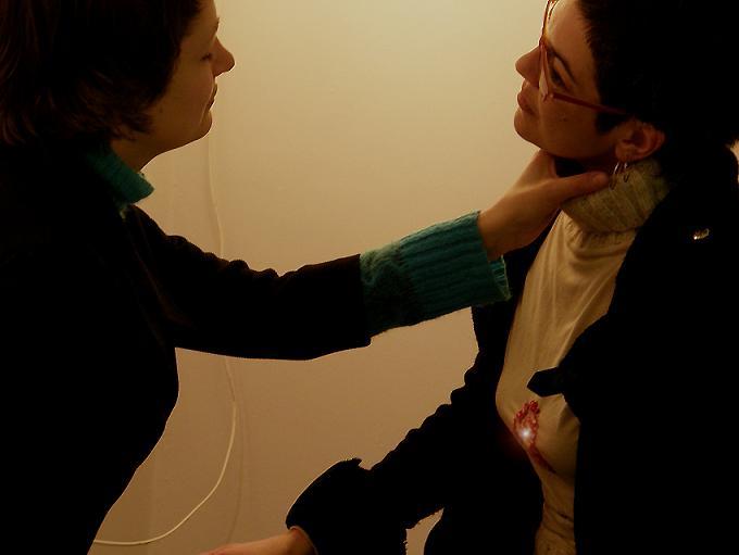 LOveHateBeatGeneration - Pascale Barret & Marta Mo Gomila - BI Expo - Mars 08