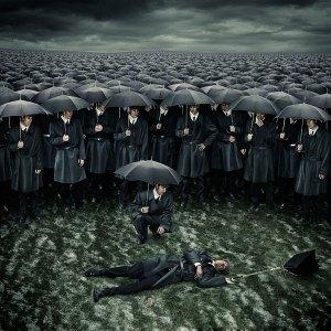 sven prim - umbrellas