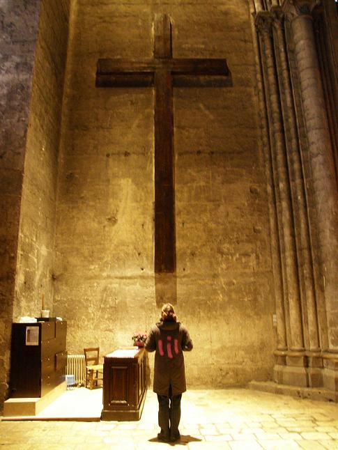 le poids des maux - Chartres avril 08