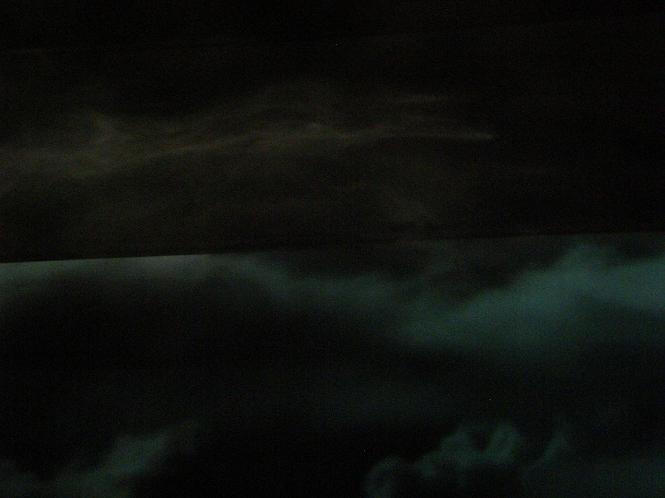 les nuages sont faux - le ciel aussi - Mai 08