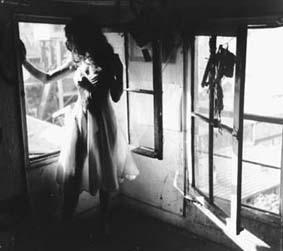 EDOUARD BOUBAT woman & window