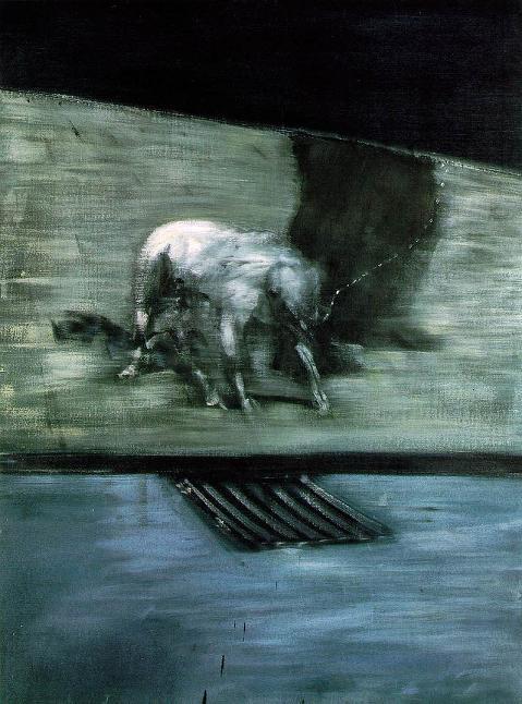 Francis Bacon man-dog