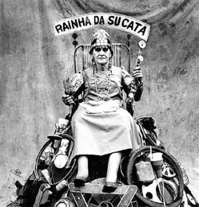 Rogerio reis The Queen of TRash Rio Favelas