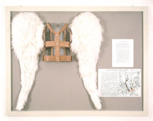 Ilya Kabakov, Wings (how.., 1999