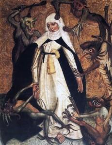 42 St. Catherine of Siena Besieged by Demons.jpg
