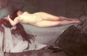 Jacques Majorelle - Le divan gris.jpg