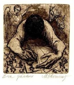 Marcel Chirnoaga evil or angel.jpg