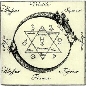 orobouros et solomon's seal.jpg