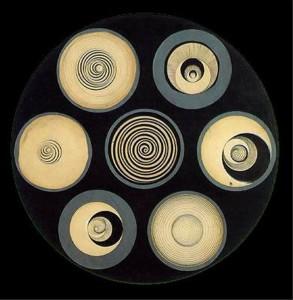 Disks Bearing Spirals (1923) DUCHAMP.jpg