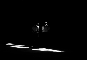 Selnur Okudan. The ghosts of Hagia Sophia. Istanbul. 2010  .jpg